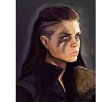 Octavia Photographic Print