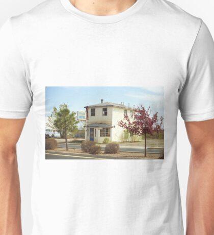 Route 66 - Wayside Motel Unisex T-Shirt