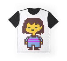 Frisk Undertale Graphic T-Shirt