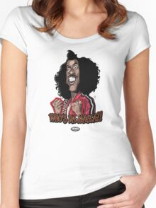 Sho Nuff Women's Fitted Scoop T-Shirt