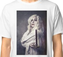 By the Pricking of My Thumbs Classic T-Shirt