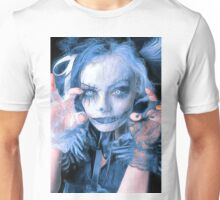 'Syrinx' - Day of the Dead Goth Girl Unisex T-Shirt