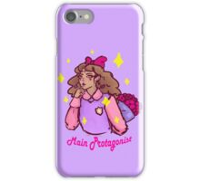 Main Protagonist Option One the Romantic iPhone Case/Skin