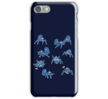 Tachikoma montage iPhone Case/Skin