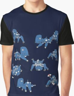 Tachikoma montage Graphic T-Shirt