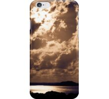 from bastion point looking north iPhone Case/Skin