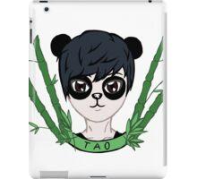 Panda Tao EXO iPad Case/Skin