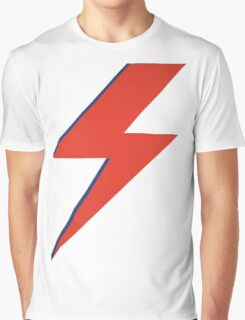 Crying lightning Graphic T-Shirt