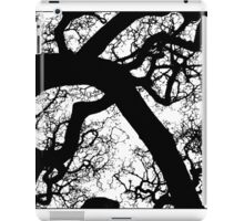 diptych fractal two iPad Case/Skin