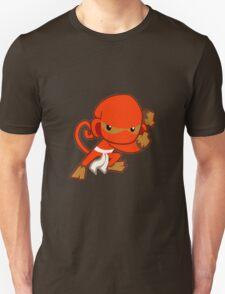 Bloons Ninja Monkey Unisex T-Shirt