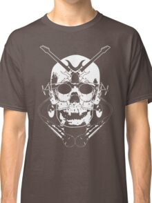 Play Me Some Skull Music Classic T-Shirt