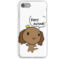 King charles spaniel iPhone Case/Skin