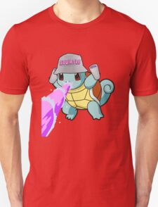 Squirtle shooting lean T-Shirt