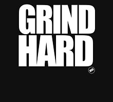 GRIND HARD Women's Fitted Scoop T-Shirt