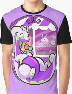 Goodra's Candy Shop Graphic T-Shirt