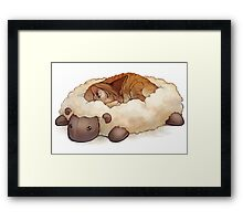 Princess Wheat - Full canvas Framed Print