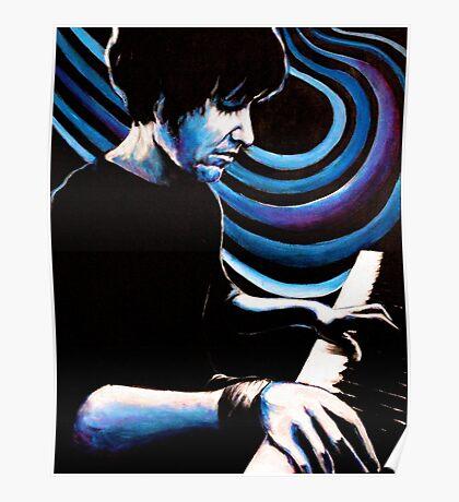 Elliott Smith - Figure 8 Blues  Poster