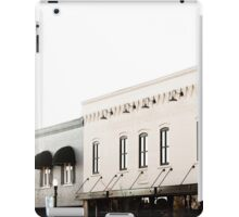 Building A Small Town iPad Case/Skin