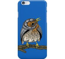 Warbler iPhone Case/Skin