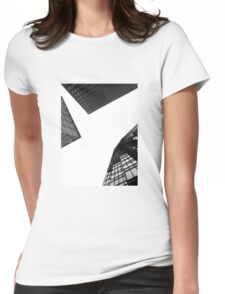 Framing Sky Womens Fitted T-Shirt