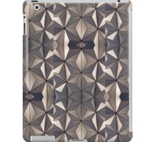 EPCOT Ball Edited iPad Case/Skin