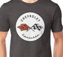 Chevrolet Corvette Vintage Logo Unisex T-Shirt