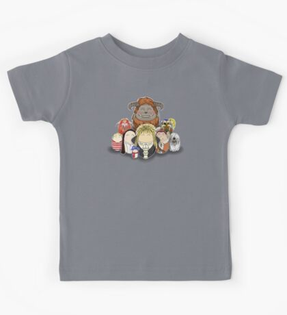 Labyrinth Nostalgia Kids Tee