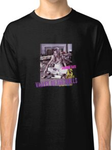 VALLEY OF THE DOLLS SHARON TATE AS JENNIFER  Classic T-Shirt