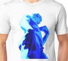 Florida David in Blue Unisex T-Shirt