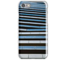 Study of balcony wave  iPhone Case/Skin