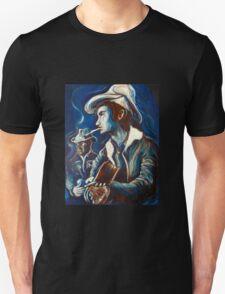 Townes Van Zandt Blues T-Shirt
