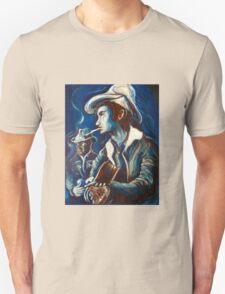 Townes Van Zandt Blues Unisex T-Shirt