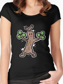 Sodowoodo Women's Fitted Scoop T-Shirt