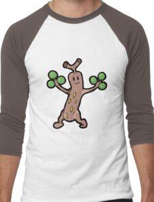 Sodowoodo Men's Baseball ¾ T-Shirt