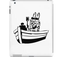 Spongebob: Finished With Those Errands? iPad Case/Skin