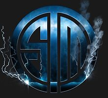 TSM Lightning Logo by TheInv4sion