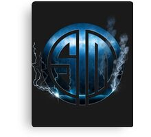 TSM Lightning Logo Canvas Print