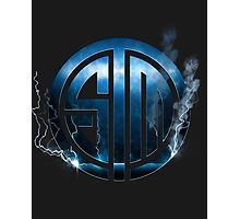 TSM Lightning Logo Photographic Print