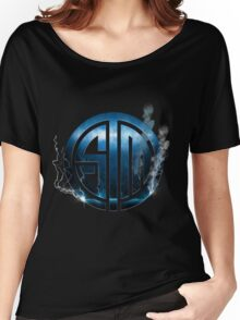 TSM Lightning Logo Women's Relaxed Fit T-Shirt