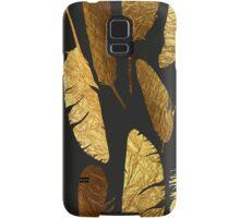 - Golden feathers - Samsung Galaxy Case/Skin