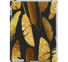 - Golden feathers - iPad Case/Skin