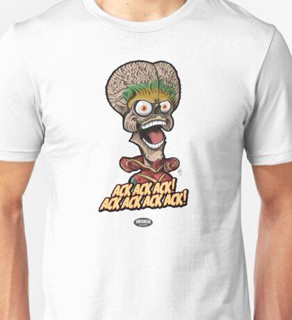 Martian Ambassador Unisex T-Shirt