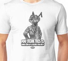 Mant Unisex T-Shirt