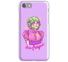 Main Protagonist Option Two the Transfer Student iPhone Case/Skin