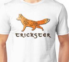 Trickster Fox - Animal Spirit Totem . Unisex T-Shirt