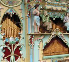 The Keukenhof Organ - Tulips from Amsterdam Sticker