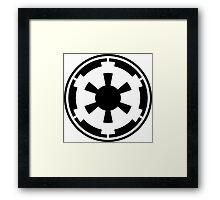 The Empire Framed Print