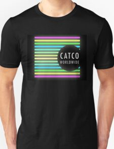 Catco Worldwide - Rainbow logo T-Shirt