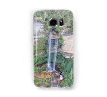 Blue Mountains Waterfall - NSW, Australia Samsung Galaxy Case/Skin