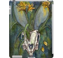 there is no story iPad Case/Skin